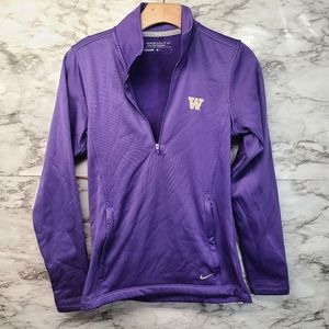 Washington Huskies Women's NCAA Nike Sweatshirt Pu